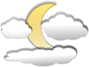 Clouds-and-Moon-3